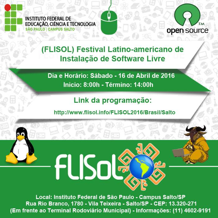 Folder---FLISOL